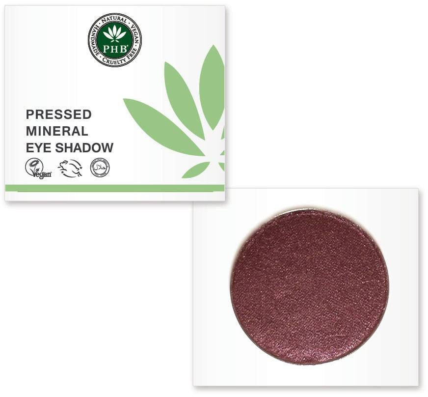 PHB Ethical Beauty Pressed Mineral Eye Shadow - Grape