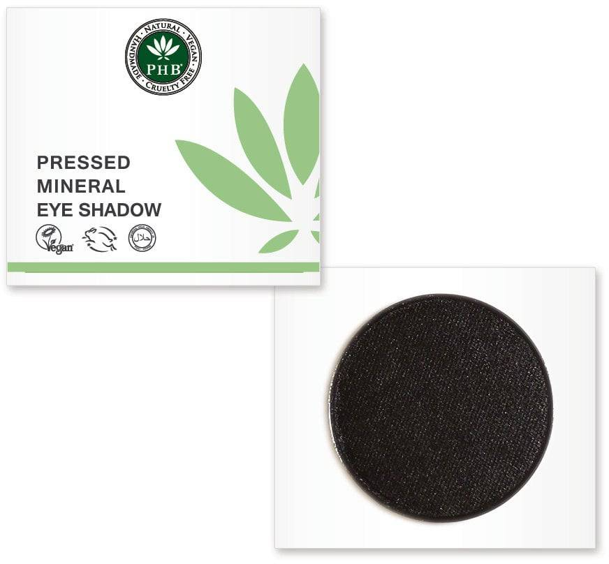 PHB Ethical Beauty Pressed Mineral Eye Shadow - Onyx