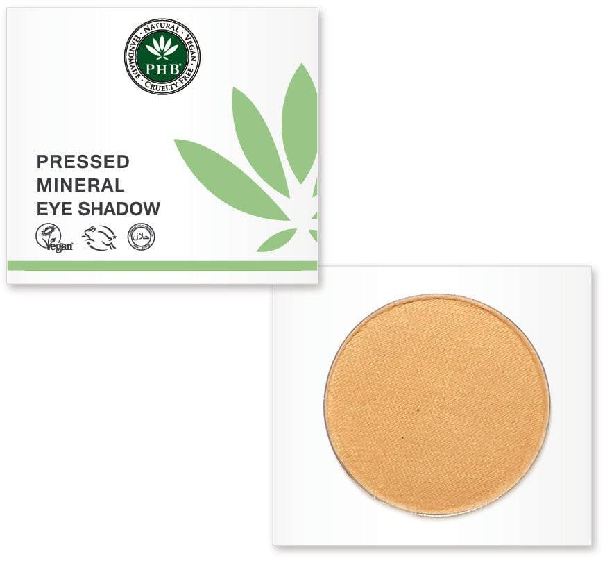 PHB Ethical Beauty Pressed Mineral Eye Shadow - Papaya Whip