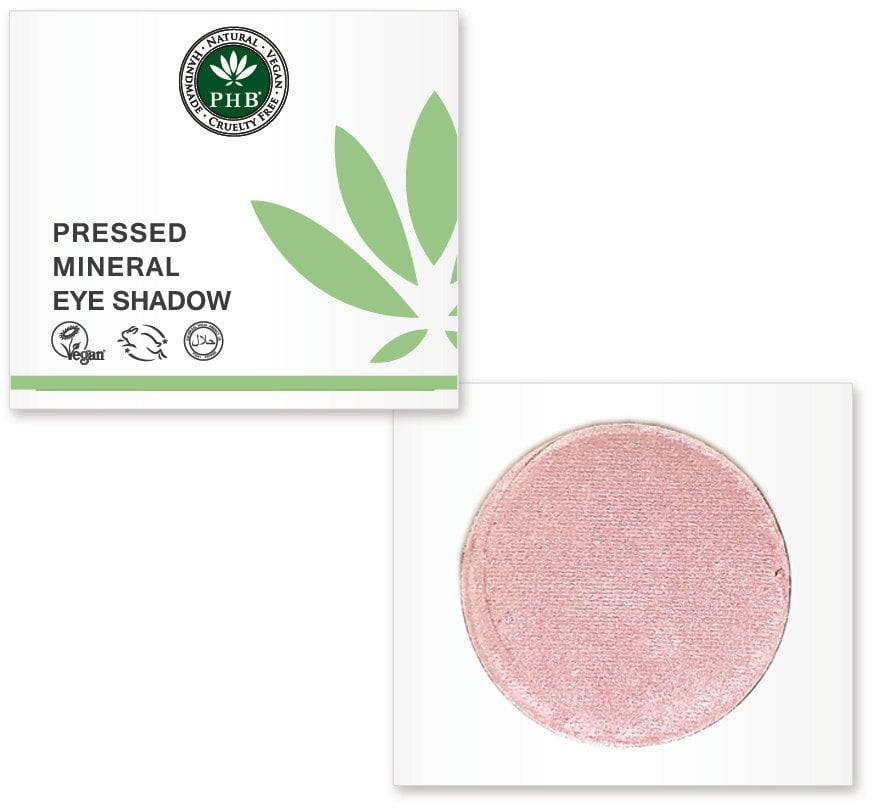 PHB Ethical Beauty Pressed Mineral Eye Shadow - Rose Quartz