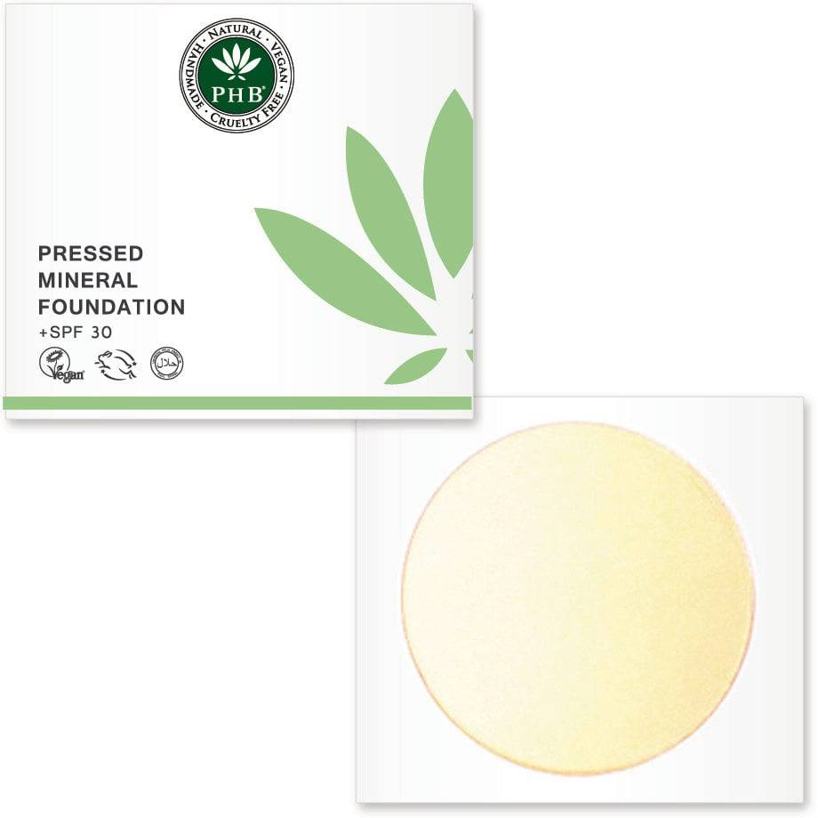 PHB Ethical Beauty Pressed Mineral Foundation - Porcelain