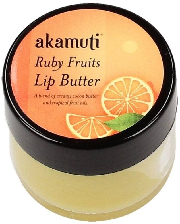 Akamuti Ruby Fruits Lip Butter -huulivoide - 15 ml