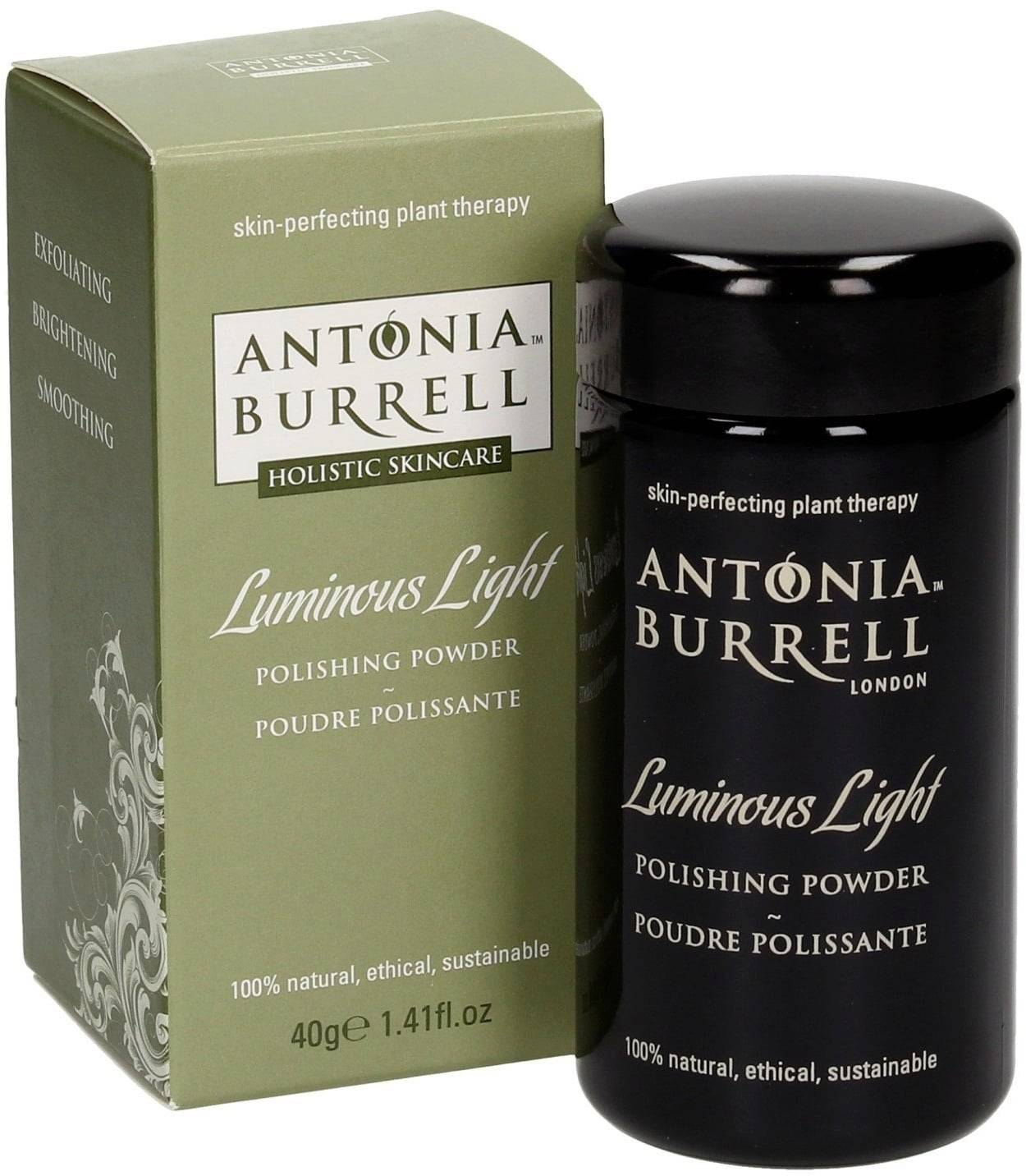 Antonia Burrell Luminous Light Polishing Powder kuorintajauhe - 40 g