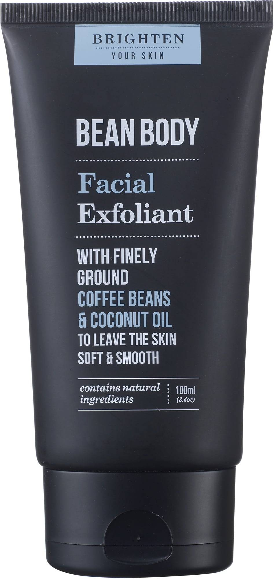 Bean Body Facial Exfoliant -kuorinta - 100 ml