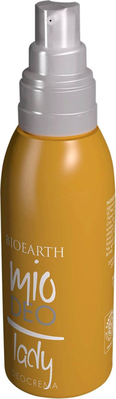 Bioearth Miodeo Lady deodorantti naisille - 100 ml