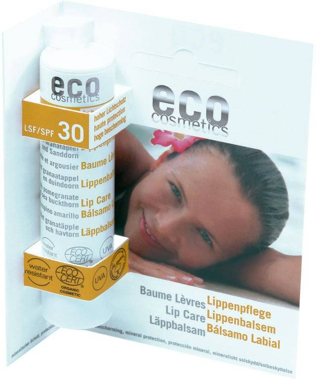 eco cosmetics Huulivoide SK 30, - 4 g