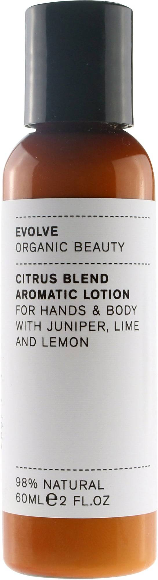 Evolve Organic Beauty Citrus Blend Aromatic Lotion - 60 ml