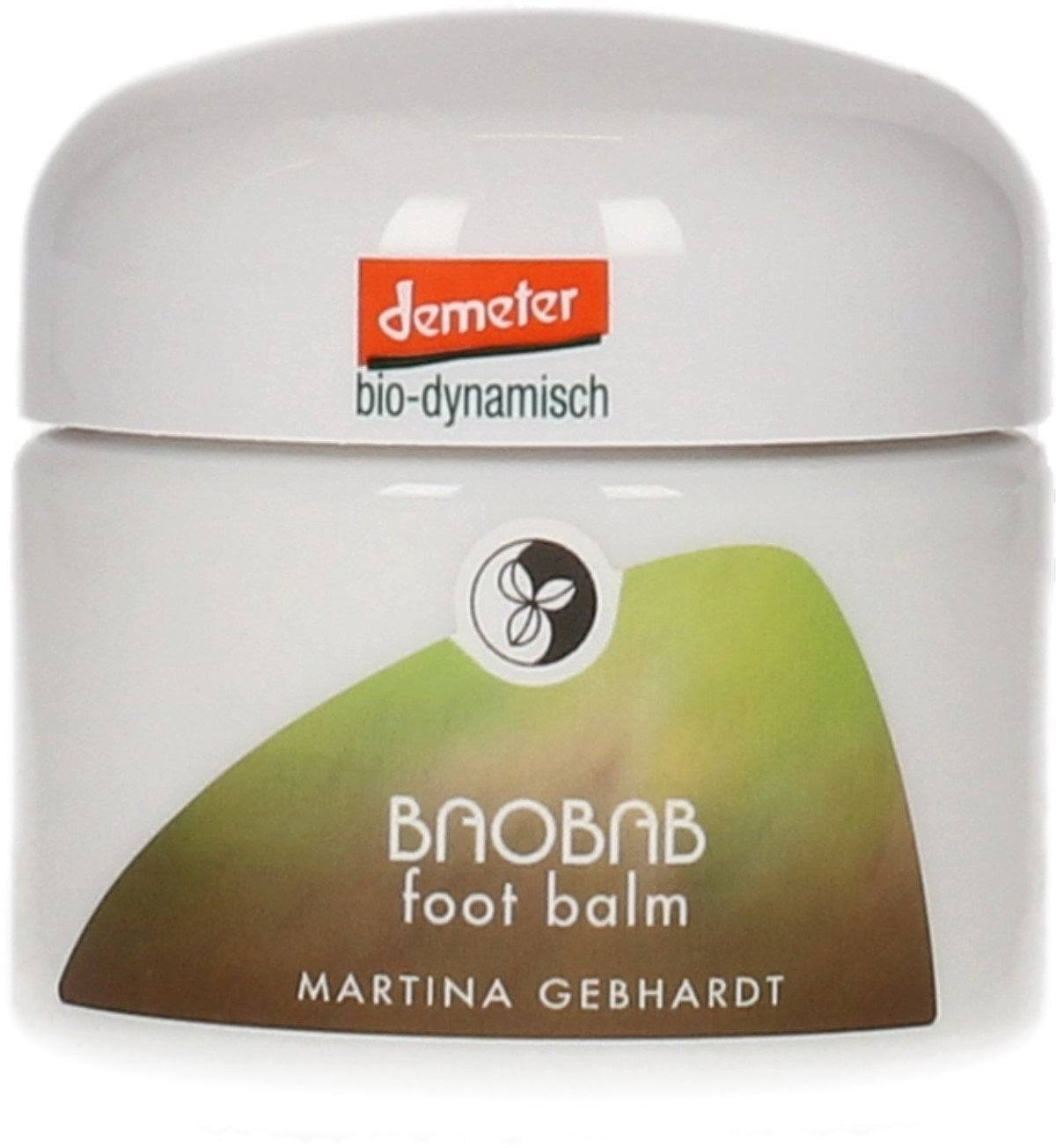 Martina Gebhardt Baobab Foot Balm - 50 ml