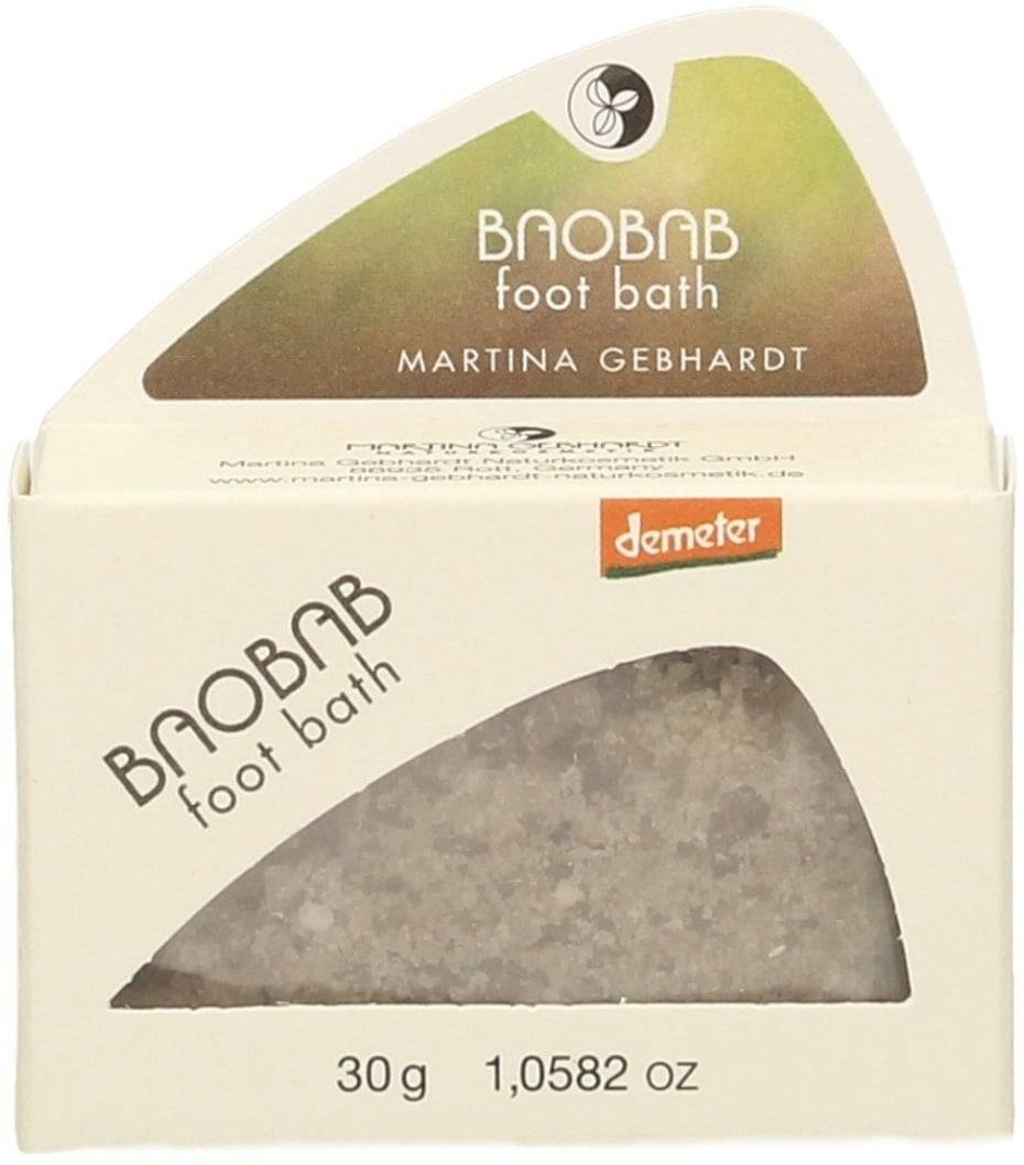 Martina Gebhardt Baobab Foot Bath - 30 g