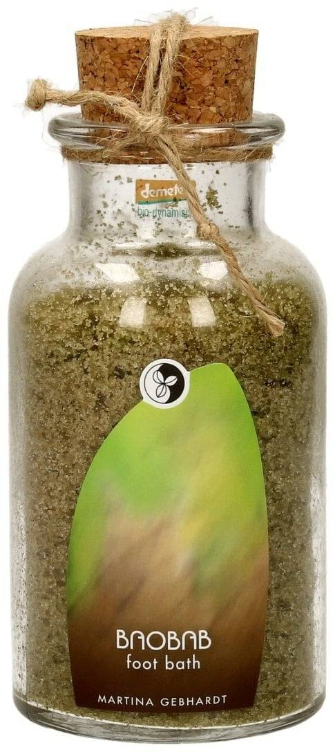 Martina Gebhardt Baobab Foot Bath - 300 g