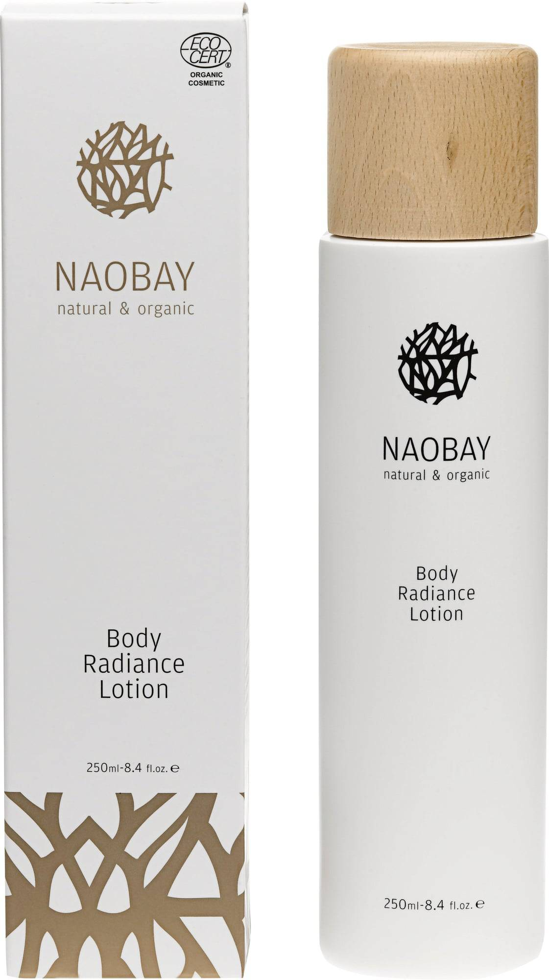 NAOBAY Body Radiance Lotion - 250 ml