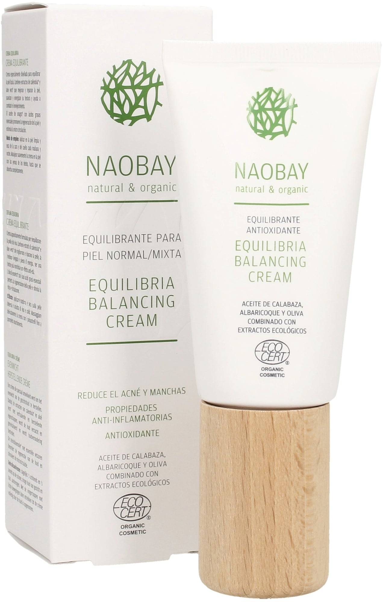 NAOBAY Equilibria tasapainottava voide - 50 ml