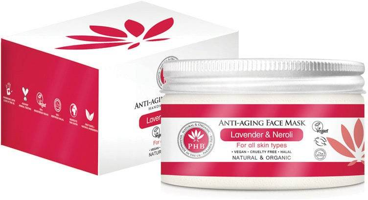 PHB Ethical Beauty Anti-Aging Face Mask - 100 ml