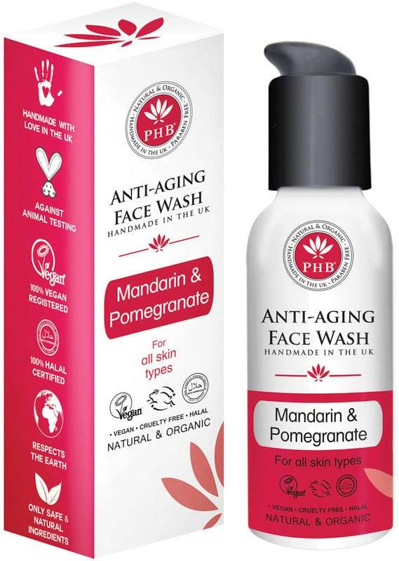 PHB Ethical Beauty Anti-Aging Facial Wash - 100 ml