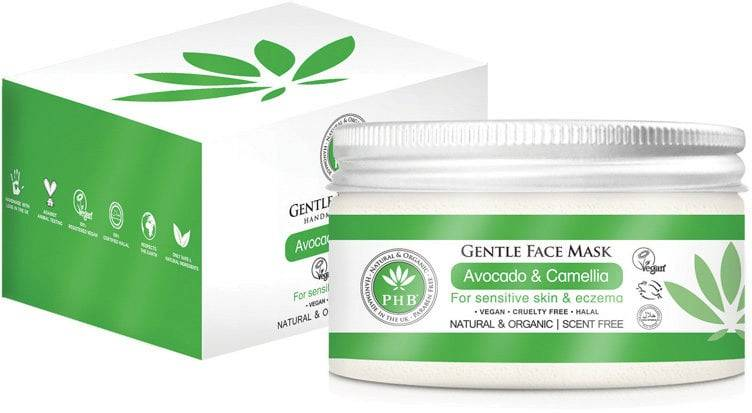 PHB Ethical Beauty Gentle Face Mask - 100 ml