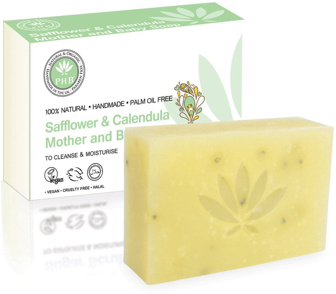 PHB Ethical Beauty Natural Soap Mother & Baby - 100 g