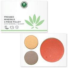 PHB Ethical Beauty Pressed Mineral 3 Piece Pallet - Day