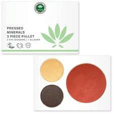 PHB Ethical Beauty Pressed Mineral 3 Piece Pallet - Night
