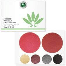 PHB Ethical Beauty Pressed Mineral 6 Piece Pallet - Night