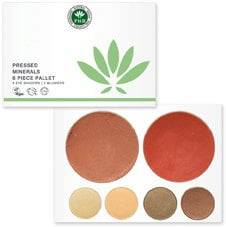 PHB Ethical Beauty Pressed Mineral 6 Piece Pallet - Nudes