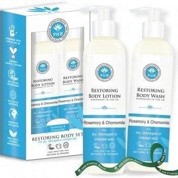 PHB Ethical Beauty Restoring Body Care Duo - 1 kpl UUSI