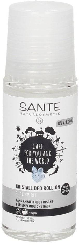 Sante Kristall Deo Roll-on - 50 ml