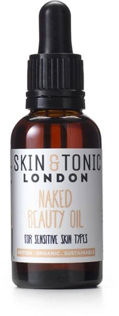 Skin + Tonic London Naked Beauty Oil hoitoöljy - 30 ml