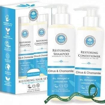 PHB Ethical Beauty Restoring Hair Care Set - 1 kpl