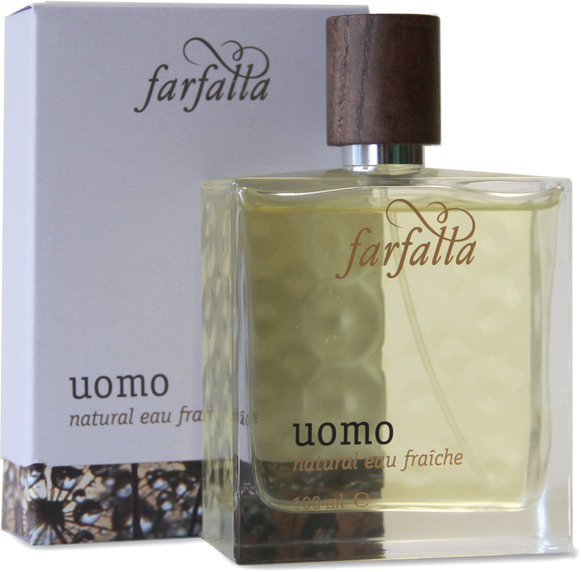 Farfalla men Uomo Natural Eau Fraîche -tuoksu - 100 ml