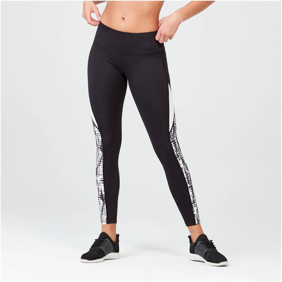 Myprotein Shadow Leggings - L - Mono