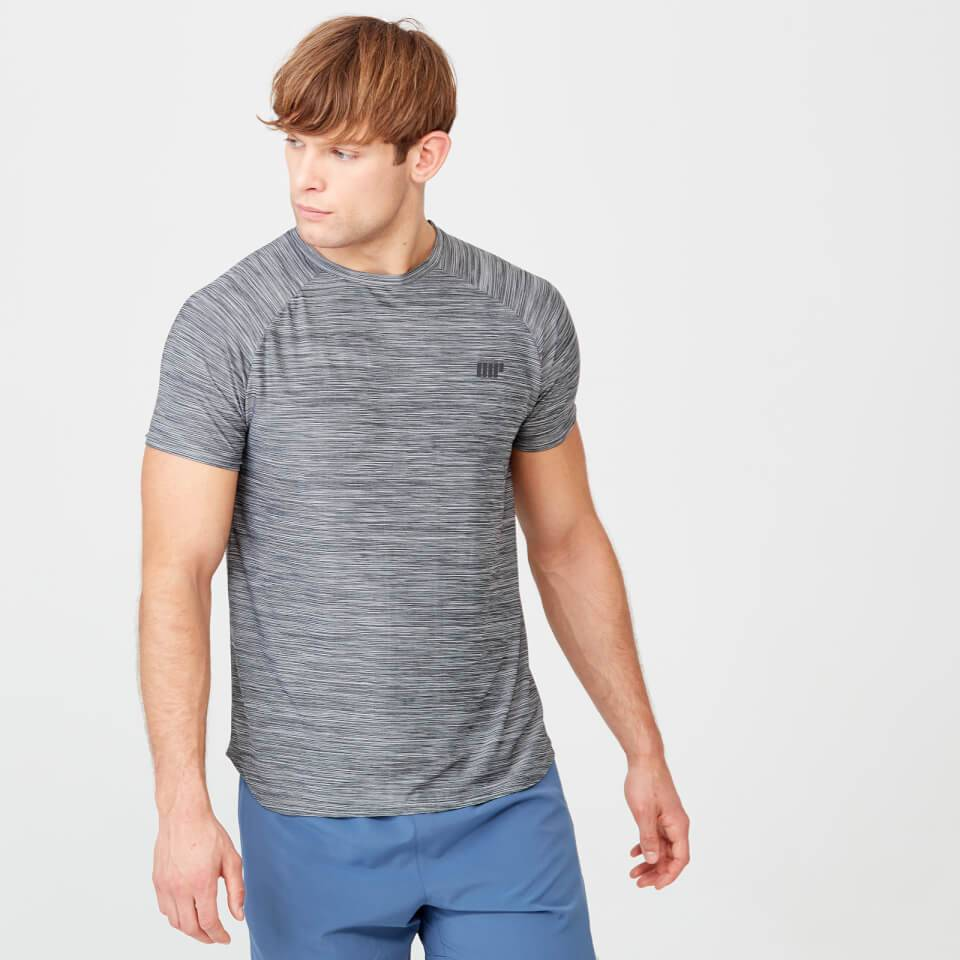 Myprotein Dry-Tech Infinity T-Shirt - L - Harmaa