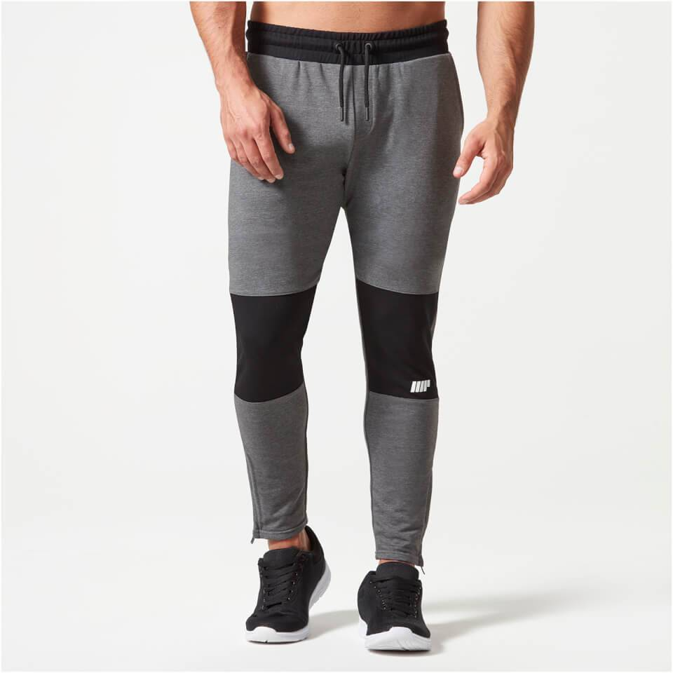 Myprotein Superlite Joggers - L - Charcoal Marl