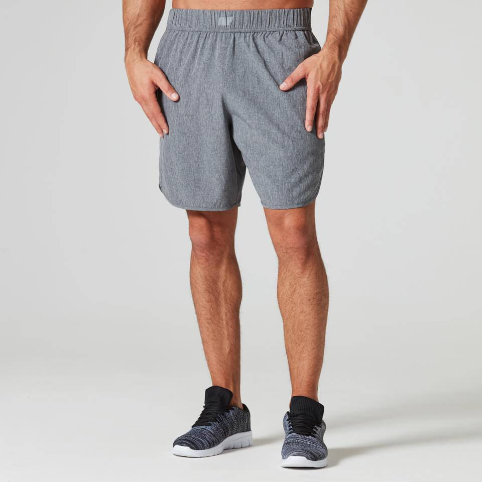 Myprotein Glide Shortsit - XL - Charcoal Grey