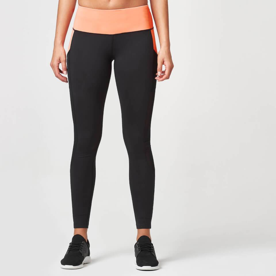 Myprotein Beat Leggings - S - Musta