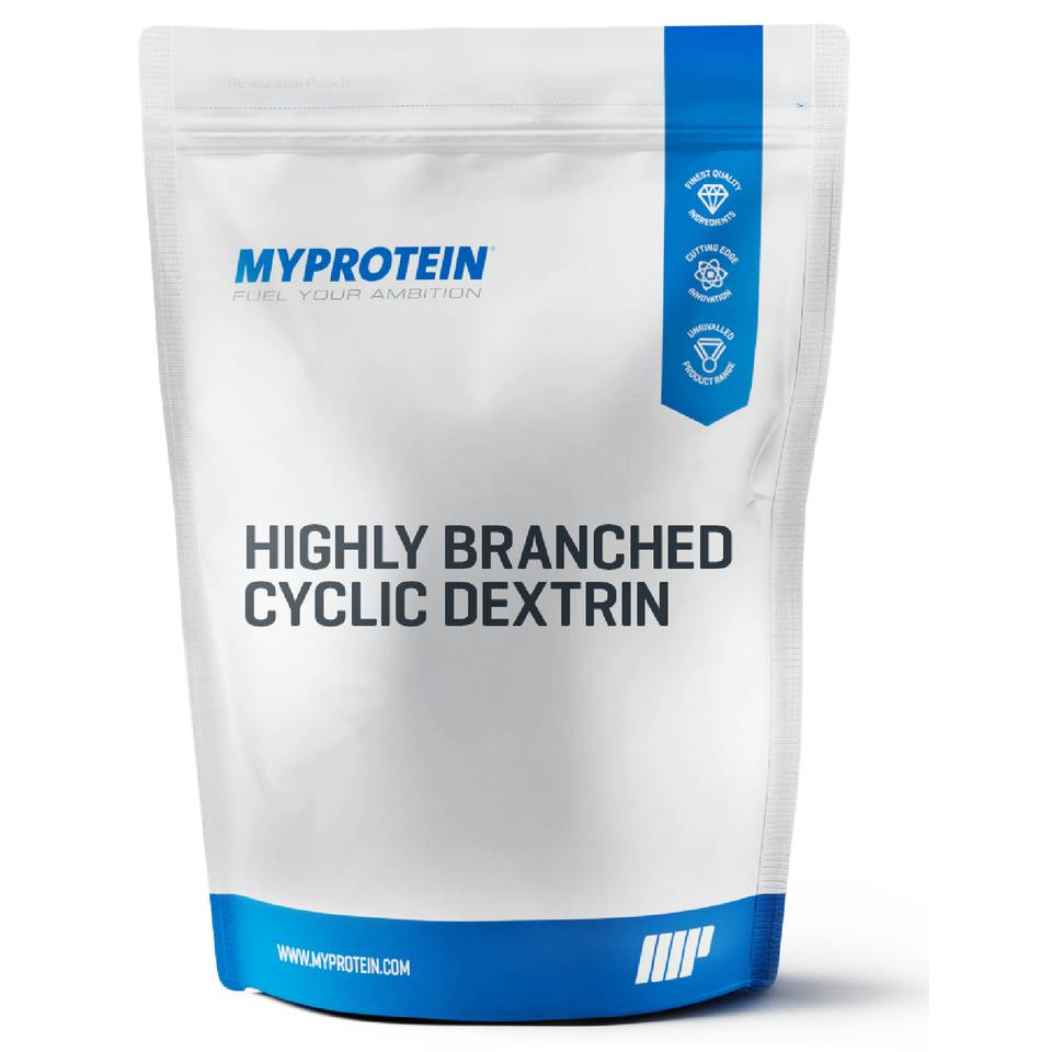 Myprotein Highly Branched Cyclic Dextrin - 2.5kg - Pussi - Natural Summer Fruits