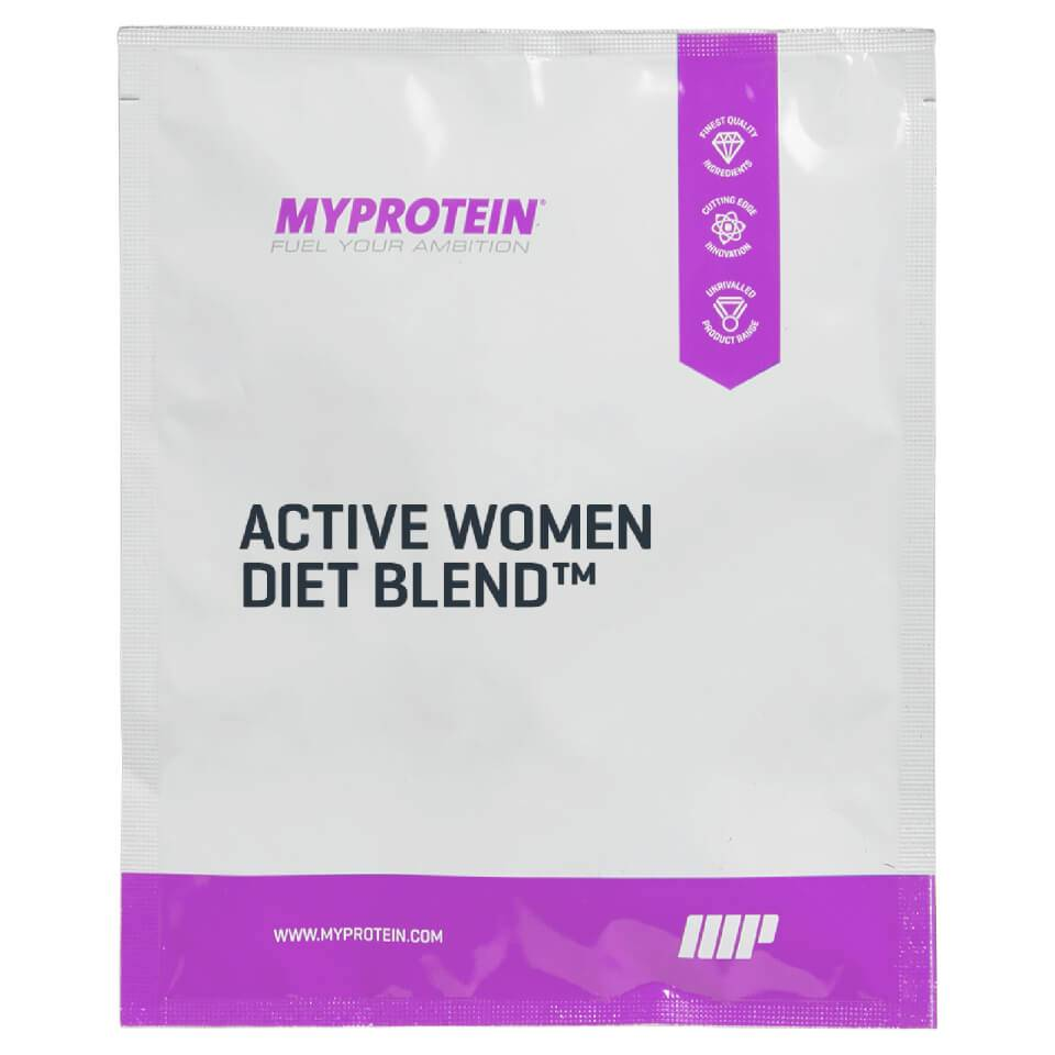 Myprotein Active Woman Diet Blend™ (näyte) - 25g - Pussi - Chocolate Fudge Brownie
