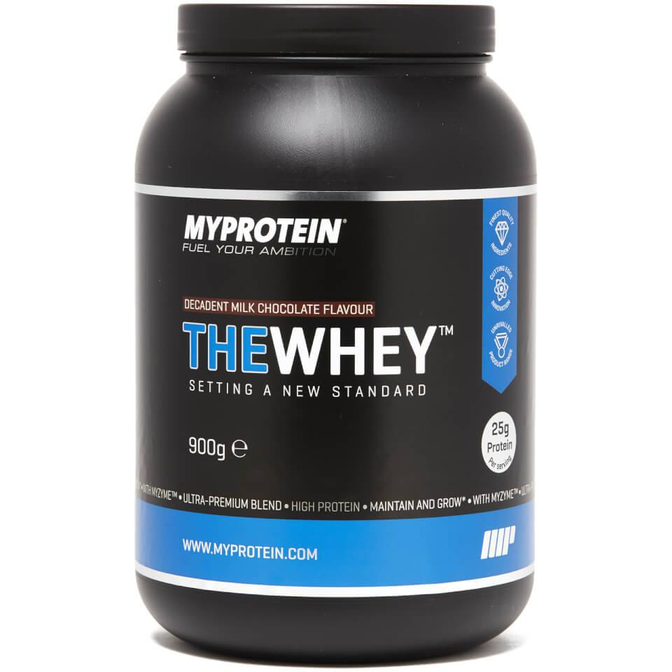 Myprotein Thewhey™ - 60 Servings - 1.8kg - Tuubi - Salted Caramel