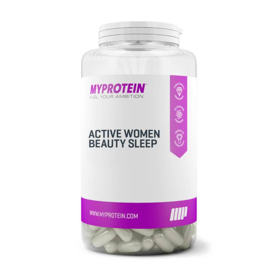 Myprotein Active Women Beauty Sleep - 180Capsules - Purkkia