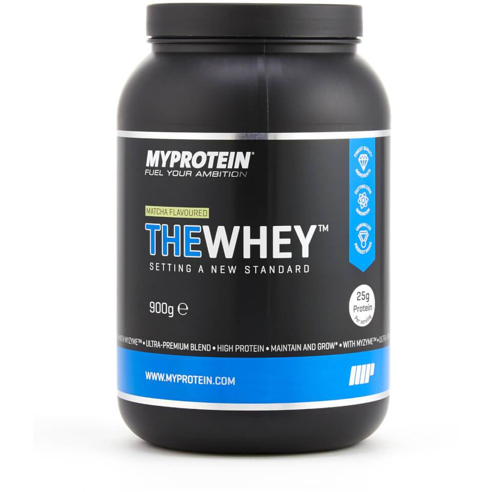 Myprotein Thewhey™ - 30 Servings - 900g - Tuubi - Matcha