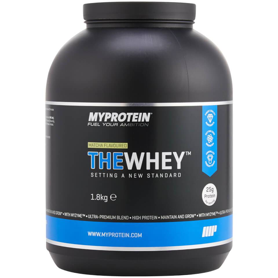 Myprotein Thewhey™ - 60 Servings - 1.8kg - Tuubi - Matcha