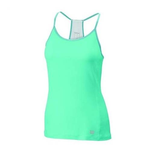 Wilson Strappy Tank Ablue/Water Woman L