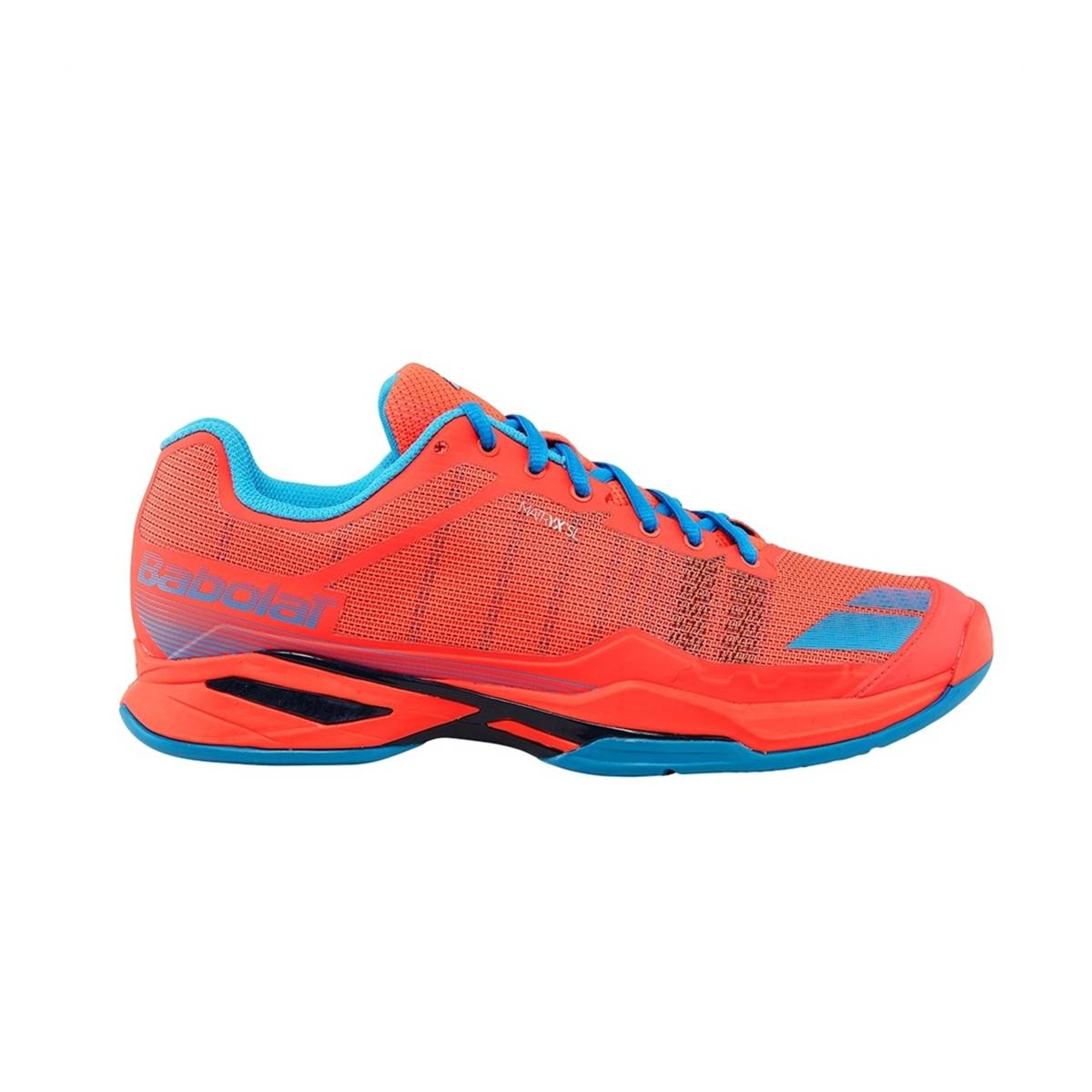 Babolat Jet Team Clay/Padel Flou Red 43