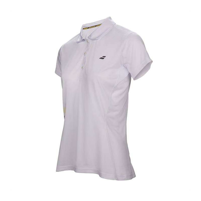 Babolat Core Polo Women White L