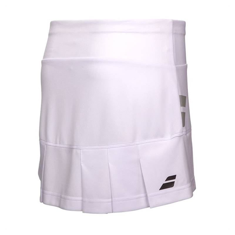 Babolat Core Skort Women White XS