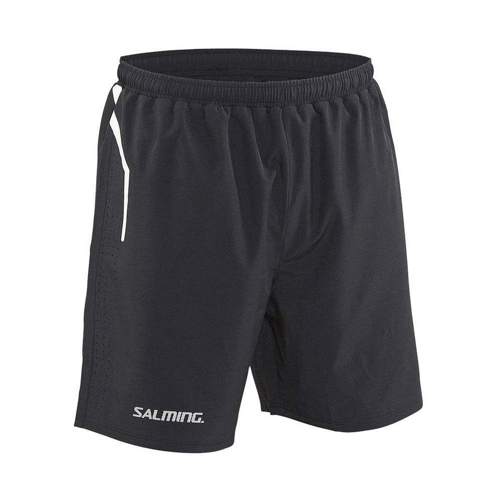 Salming Pro Training Shorts Black L