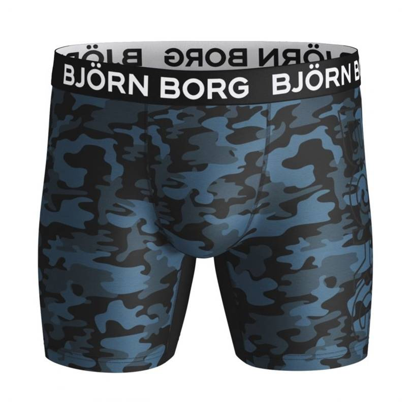 Björn Borg Performance Pro Shorts Camo XL