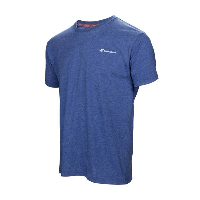 Babolat Core Tee Men Blue S