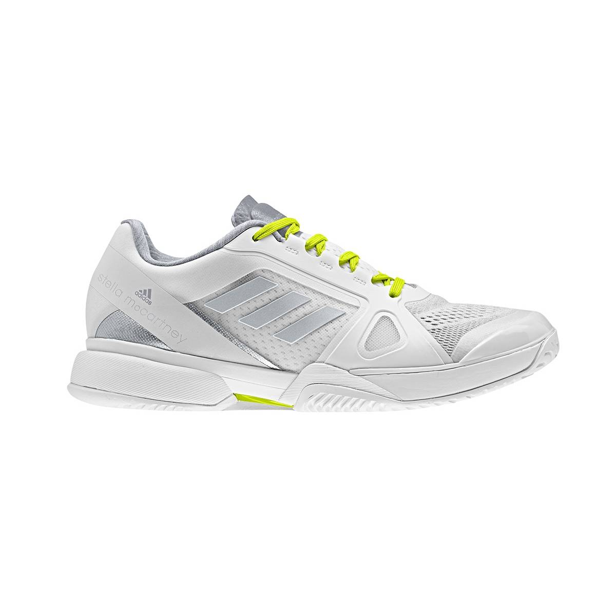 Adidas Barricade Stella Mccartney White 38