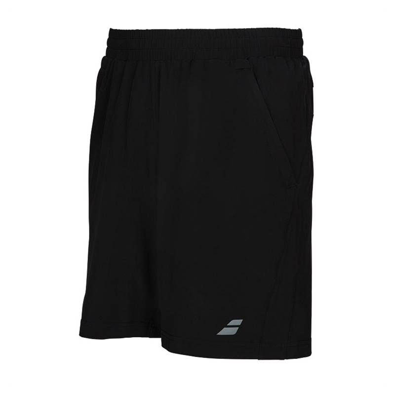 Babolat Core Short Boy Black 164 (12-14 år)