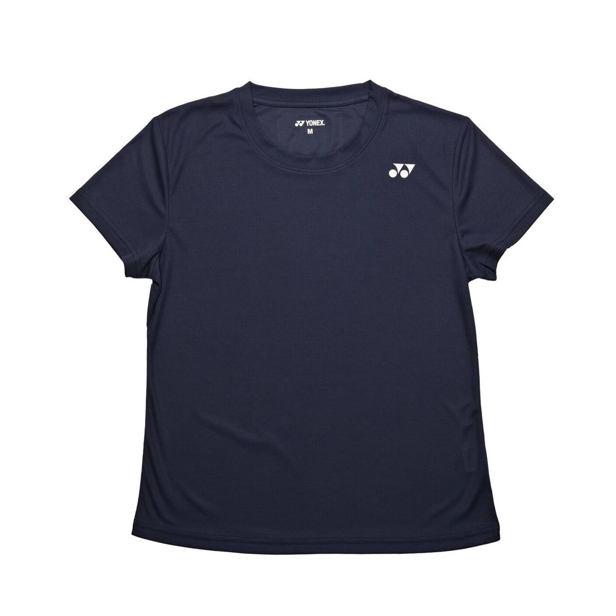 Yonex Mia Girls Shirt Navy 8-10 years